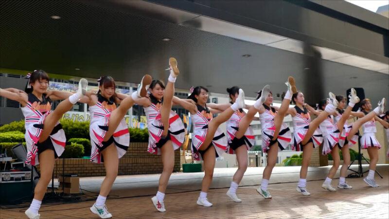 Cherries(チェリーズ)チアダンス  2017/7/15 07:59