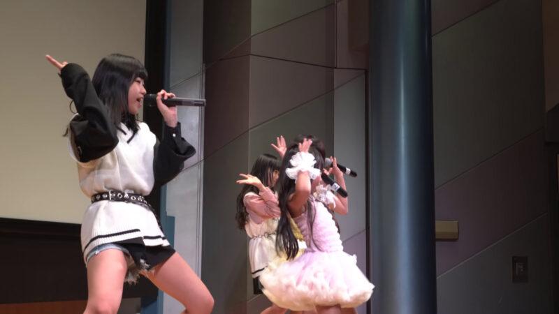 SisterS公演『Dream』『悲しきヘブン』『SHOCK!』『シャボン玉』『Danceでバコーン!』【4K】 2019.4.14 渋谷アイドル劇場 23:40