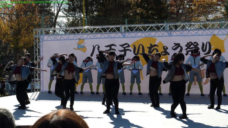 [4K 60p] 八王子東高校 ダンス部 - BO$$ 02:09