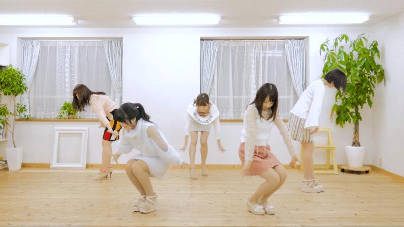 京都女子大学のアイドルコピーダンスサークル「CottonCandy」のブラチラ 03:10