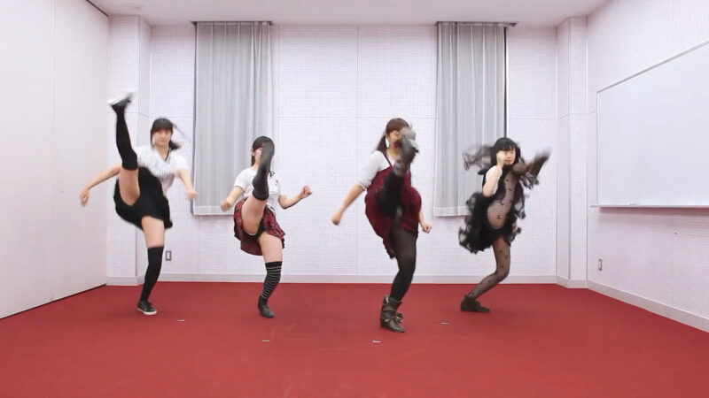 【team☆ロリポップ】イアイア★ナイトオブデザイア【踊ってみた】 04:07