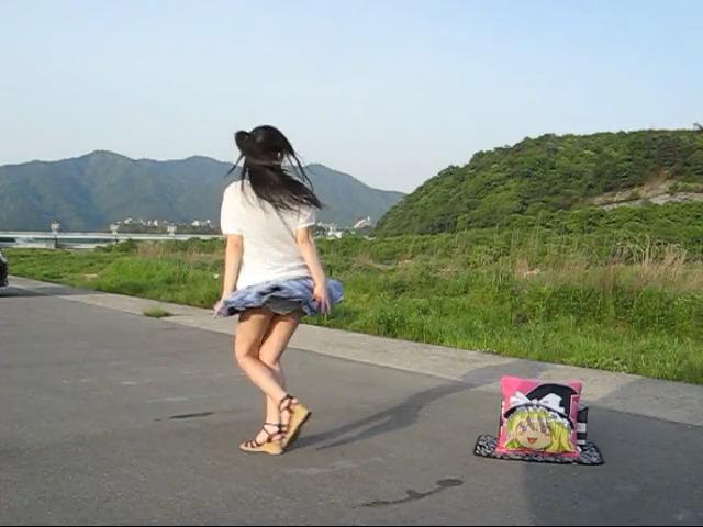 【アッガイ10】恋愛サーキュレーション踊ってみた【おまけ付】 00:26