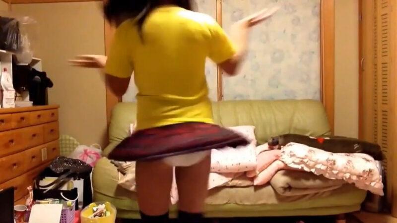 【まー】ハッピーシンセサイザ踊ってみた! 00:32