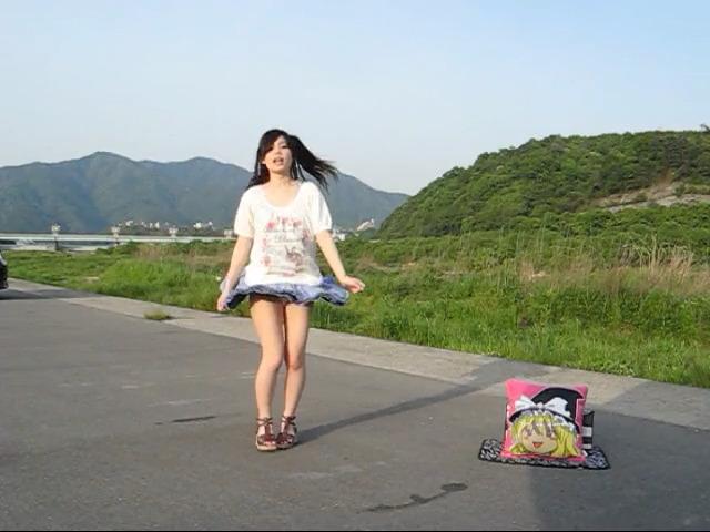 【アッガイ10】恋愛サーキュレーション踊ってみた【おまけ付】 00:49