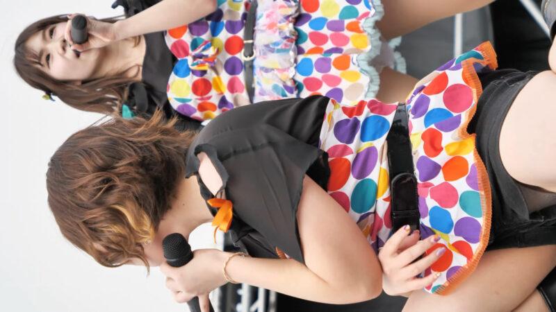 4K PANIC POP PARTY expo痛車天国2020 japan idol 01:09
