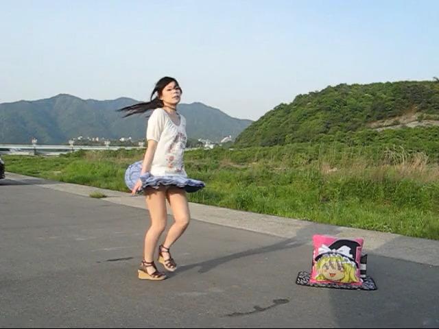 【アッガイ10】恋愛サーキュレーション踊ってみた【おまけ付】 01:30