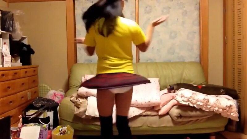 【まー】ハッピーシンセサイザ踊ってみた! 01:37