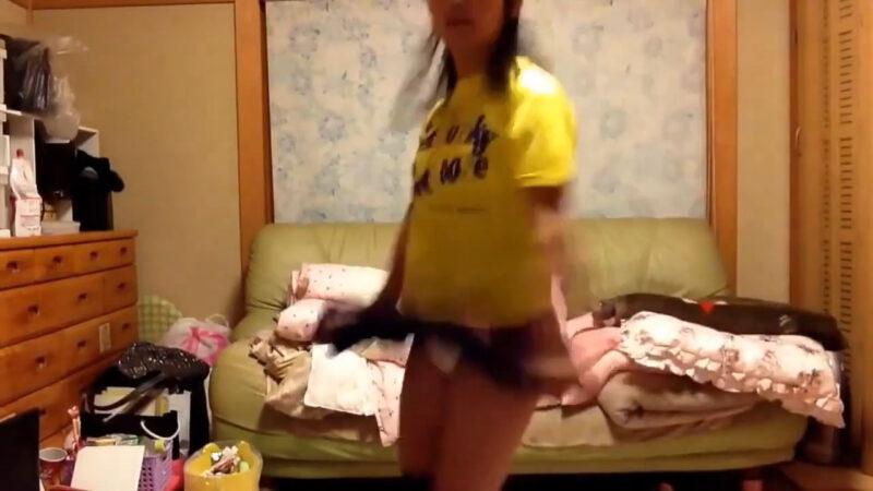 【まー】ハッピーシンセサイザ踊ってみた! 01:55