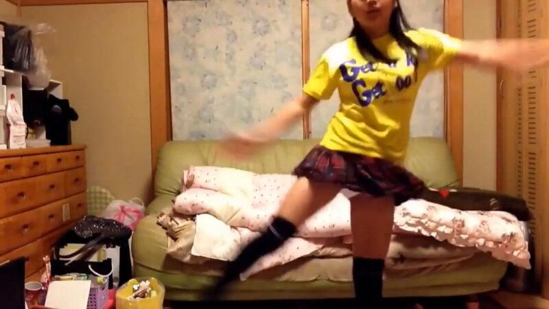 【まー】ハッピーシンセサイザ踊ってみた! 02:01