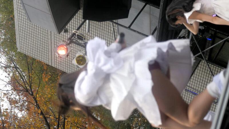 【4K】真っ白なキャンバス ① 「アイデンティティ」 東京大学 駒場祭 2019.11.24 02:46
