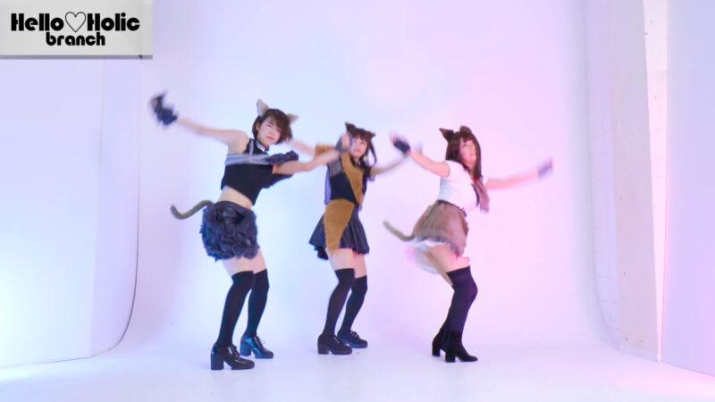 【モーニング娘。'16】セクシーキャットの演説 踊ってみた【Hello♡Holic】dance cover 02:58