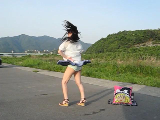【アッガイ10】恋愛サーキュレーション踊ってみた【おまけ付】 03:05