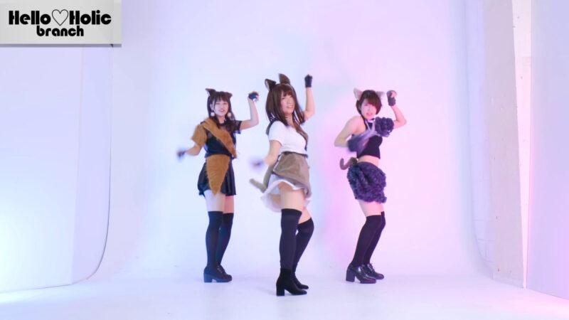 【モーニング娘。'16】セクシーキャットの演説 踊ってみた【Hello♡Holic】dance cover 04:35