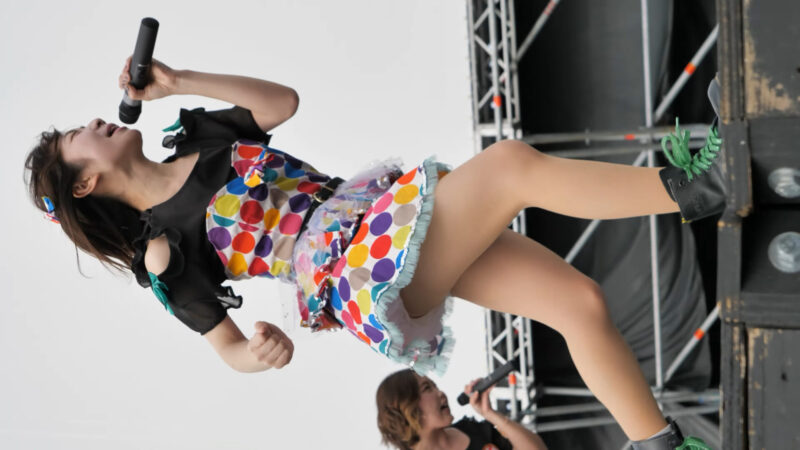 4K PANIC POP PARTY expo痛車天国2020 japan idol 05:04