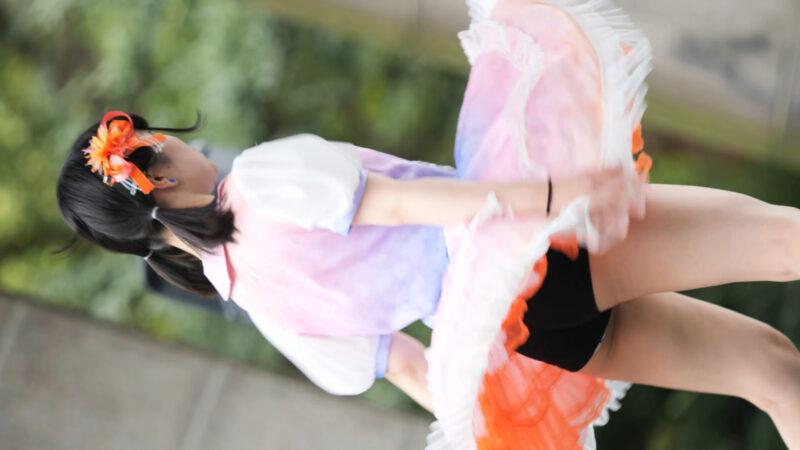 しゅがー☆ベガ/縦動画_S1H[4K/60P]アイドルキャンパス20200927 05:19