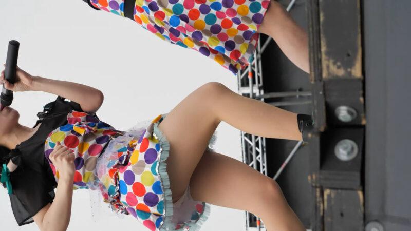 4K PANIC POP PARTY expo痛車天国2020 japan idol 06:23