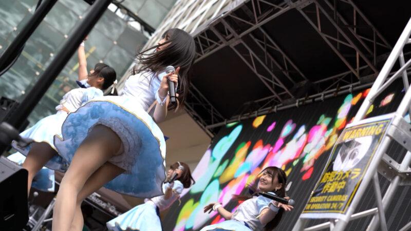 """【4K/α7Rⅲ/SEL55F18Z】アストレイア* (Japanese idol group """"ASTRAIA"""")渋谷パラダイス(シブパラ) 2019年4月29日(祝月) 13:28"""
