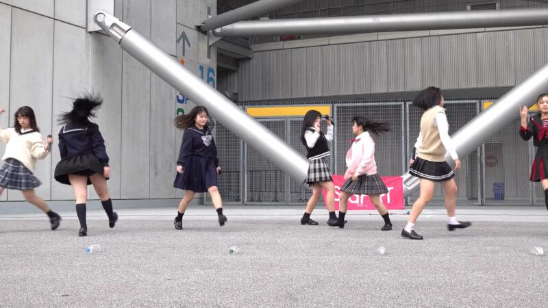 【4K】20201108 豊田ご当地アイドル『Star☆T (スタート)』ライブ in愛知県豊田市・豊田スタジアム 20:43